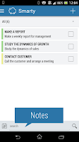 Screenshot of Smarty CRM