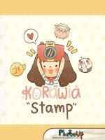 Screenshot of Korawia Stamp by PhotoUp