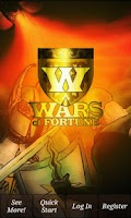 Screenshot of Wars of Fortune