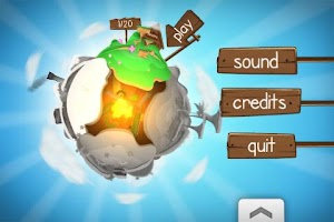 Screenshot of Crazy Bomb