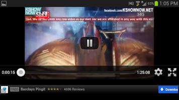 Screenshot of Watch Running Man (Korean)