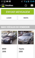 Screenshot of Auto SAPO