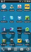 Screenshot of Battery Wallpaper (Free)