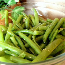 Extra Special Steamed Green Beans