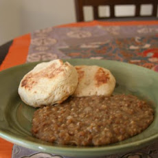 Diana's Egyptian Lentils & Rice
