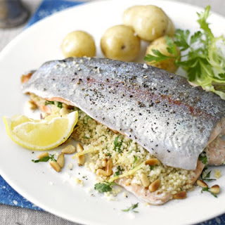 Baked Stuffed Trout Recipes