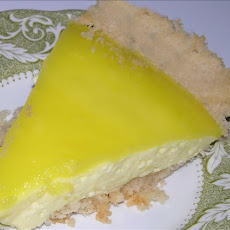 Lemon Cream Cheese Pie