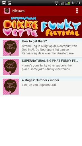 Funky Supernatural 2012