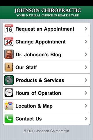 Dr. Johnson Chiropractic