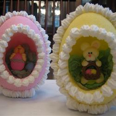 Sugar Easter Egg Mould
