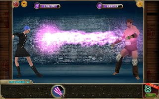 Screenshot of Lost Girl