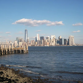 New York Skyline by Brooks Porter - Landscapes Travel