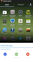 Screenshot of Salah Manager