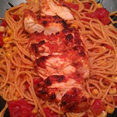 Rainforest Chicken and Pasta