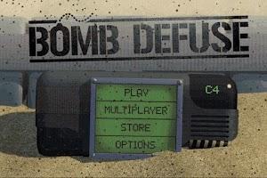 Screenshot of Bomb Defuse