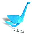 Origami Dinosaur 9 icon