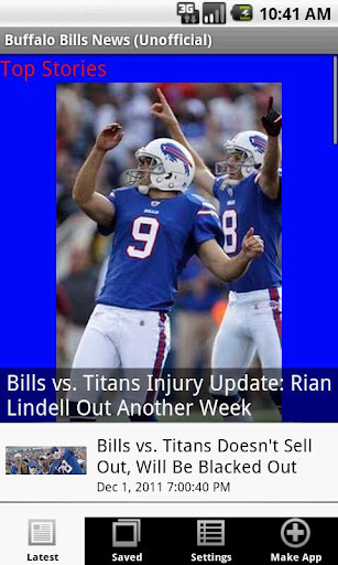 Buffalo Bills News NFL