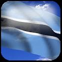 3D Botswana Flag