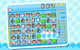 Screenshot of Animal Dudes by BabyBus