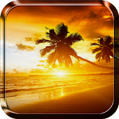 Sunset Live Wallpaper APK for iPhone