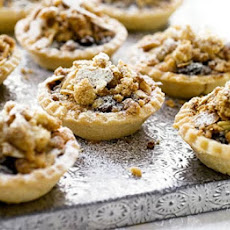 Crumble-topped Mince Pies