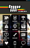 Screenshot of Reggae Geel