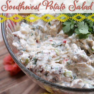 Dill Mashed Potato Salad