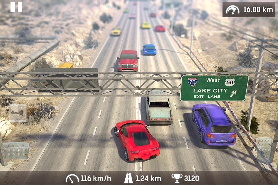 Traffic: Illegal Road Racing 5 Screenshot 5