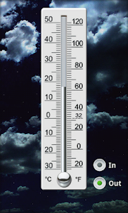 Thermometer Screenshot