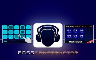 Screenshot of Bass - Dance Song Constructor