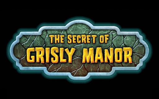 The Secret of Grisly Manor - screenshot