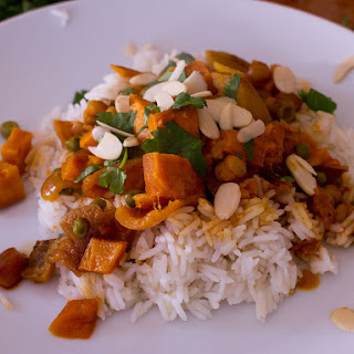 Vegetarian Curry In Pressure Cooker Recipes