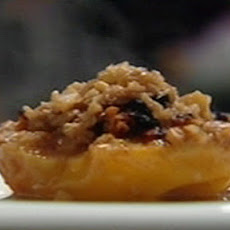 Baked Apples With Walnuts
