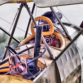 Sopwith Pub by Andy Cíger - Transportation Airplanes