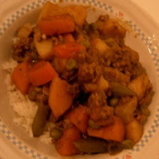 Curry Gravy Casserole