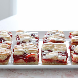 Cherry Cream Cheese Bars