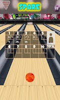Screenshot of Real Bowling