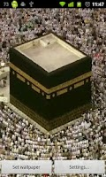 Screenshot of Mecca Hajj Live Wallpaper