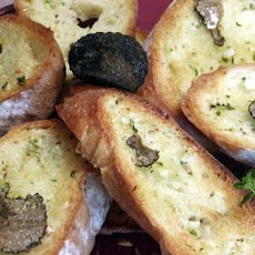 Garlic  Bread With Truffle Oil