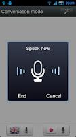 Screenshot of Voice Translator(Translate)