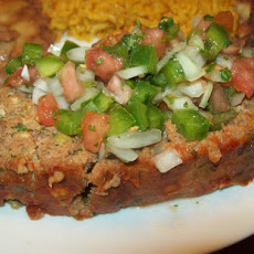 Mexican Miggy Meatloaf