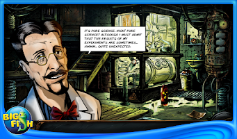 Screenshot of Nick Chase: A Detective Story