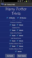 Screenshot of HP Trivia (Free)