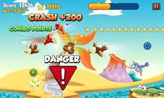 Screenshot of Little Birdy - Angry Escape