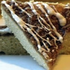 Light Cinnamon Coffee Cake