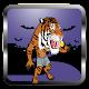 human shadow tiger