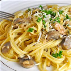 Clam Sauce with Linguine