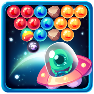 Bubble Alien For PC (Windows & MAC)