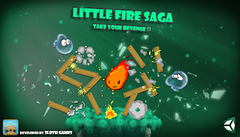 Screenshot of Little Fire Saga