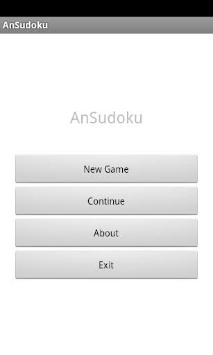 AnSudoku